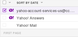 Yahoo! Mail Forward as Attachment